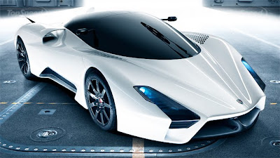 2012 SSC Ultimate Aero II