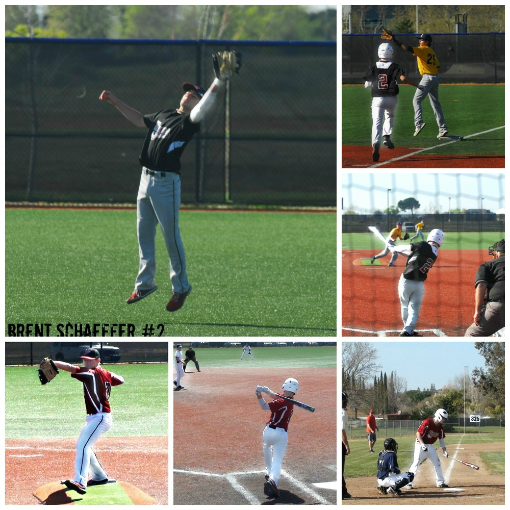 Brent # 2 Center Fielder/Pitcher