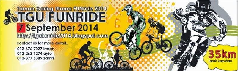 TGU Fun Ride 2014