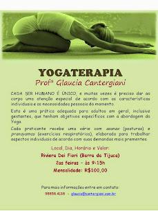 Yoga para tratar!