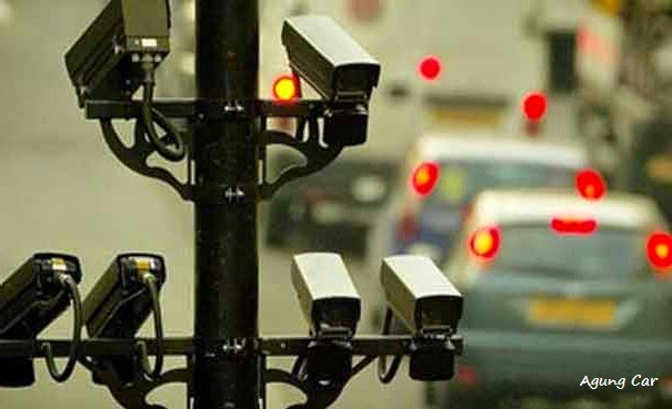 Tips mengakali tilang elektonik trans Jakarta, Agung Car