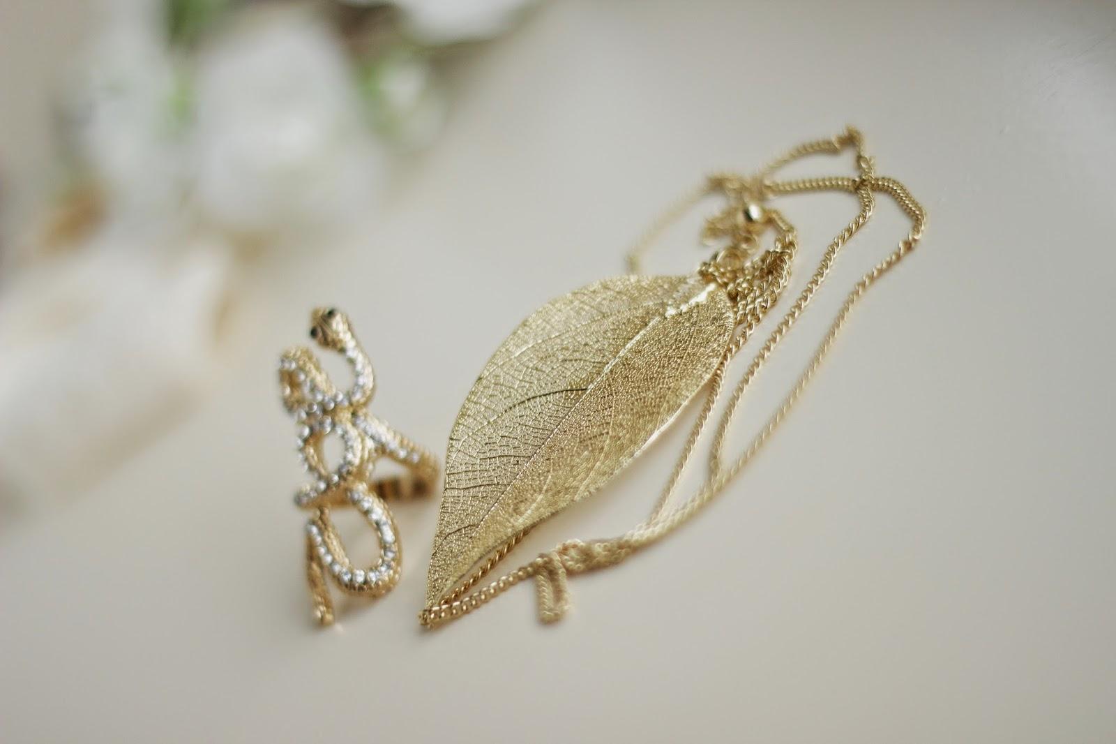 new in h&m jewelry