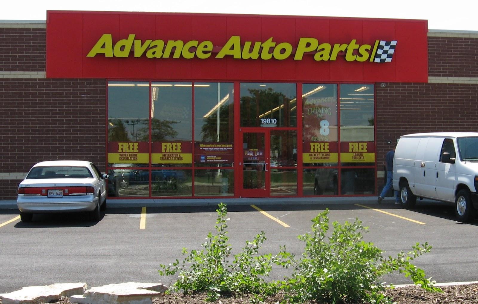 Advance Auto Parts Opens In Mokena Southland Savvy