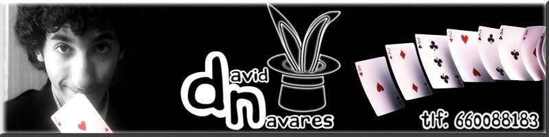 Mago David Navares