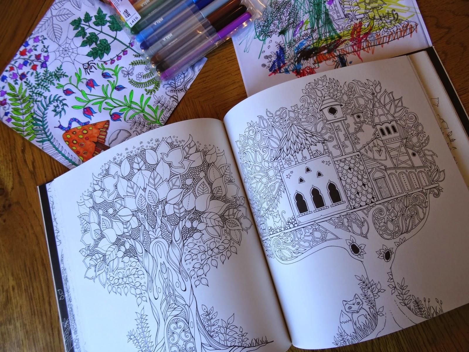 Femme Au Foyer Enchanted Forest