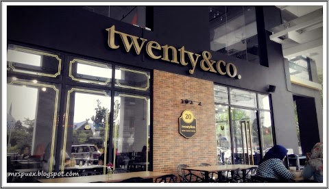 Lunch di Twenty & Co
