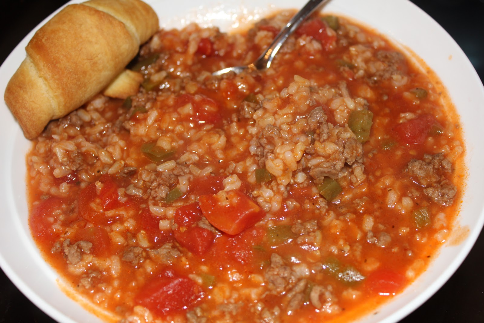 simply made with love: Stuffed Pepper Soup