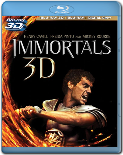 Immortals 3D SBS Latino