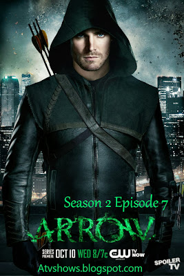Watch Arrow Season 2 Episode 7 State vs Queen