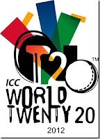 ICC World Cup T20 2012 Match Schedule