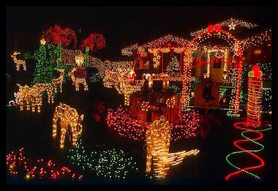 Imagenes+de+luces+de+navidad Imagenes de luces navideñas.