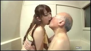 Bokep Jepang Gadis Sange Ngentot Dengan Kakek