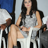 Ruby Parihar Photos in Short Dress at Premalo ABC Movie Audio Launch Function 105
