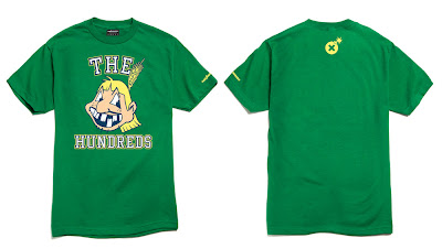 The Hundreds Ten Year Top Ten T-Shirts Collection - Honkys