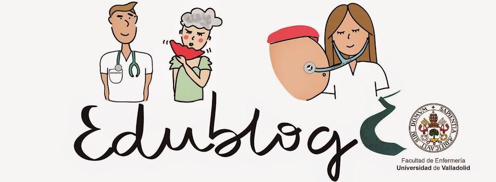 Edublog Enfermería Edublog Enfermería es una herramienta de la Facultad de Enfermería de la Universidad de Valladolid que te permitirá aprender de una forma dinámica.