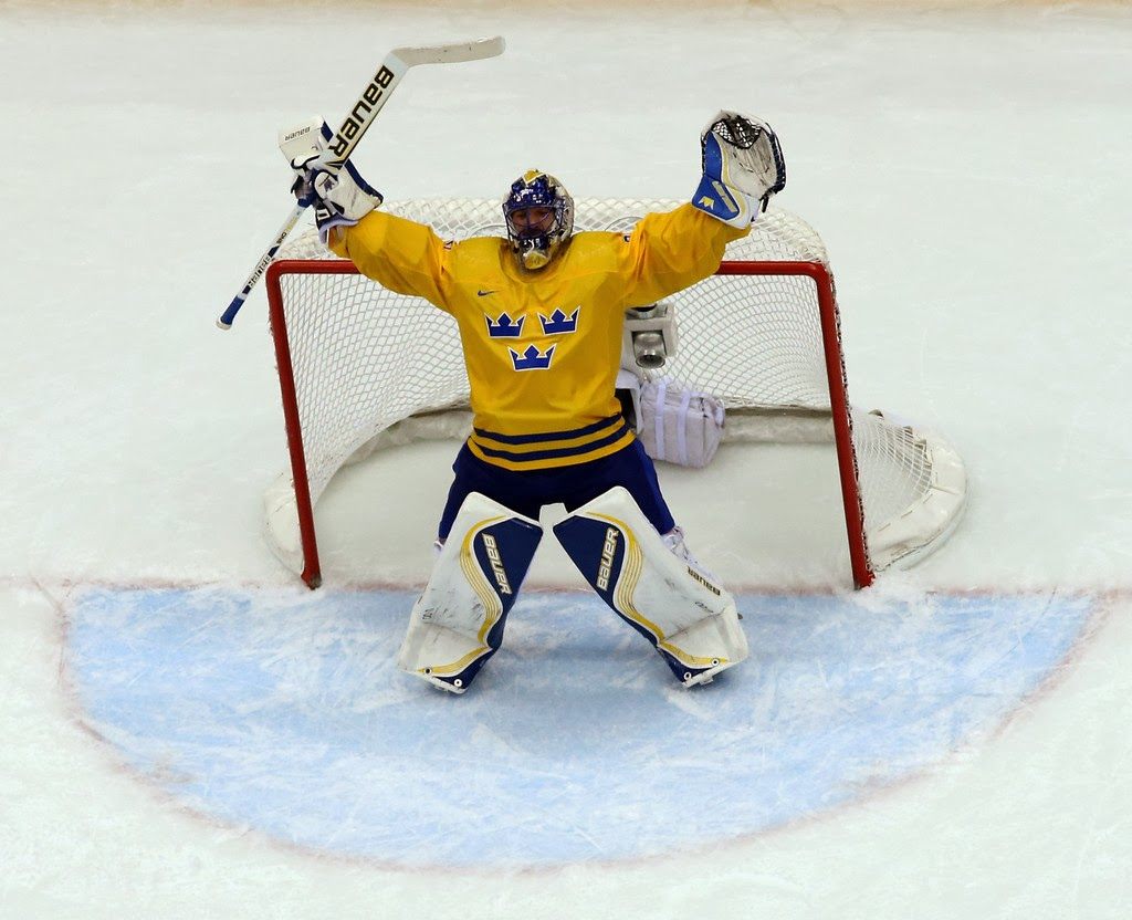 The Henrik Lundqvist Blog Henrik Lundqvist And Sweden Return To