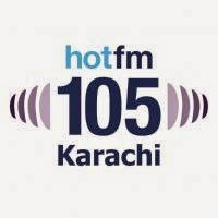 Radio Station: Hot FM 105 of Karachi Pakistan