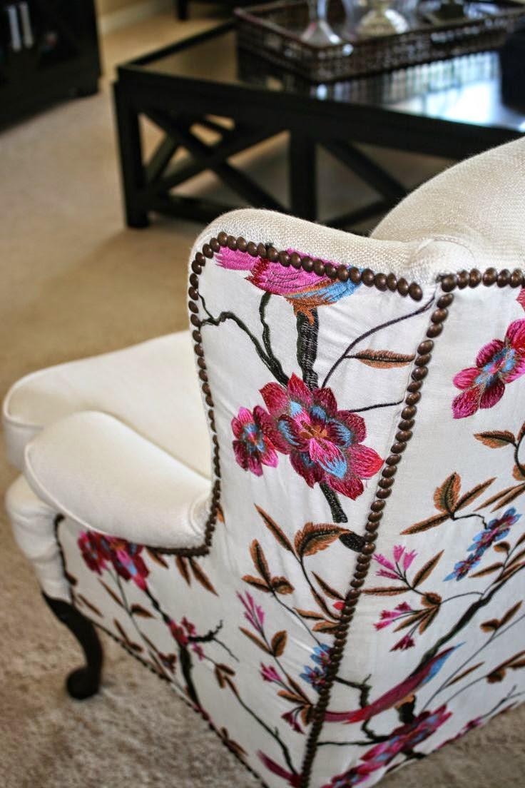 Tapizados re tapizar o no re tapizar esa es la cuestion - Telas para tapizar un sillon ...