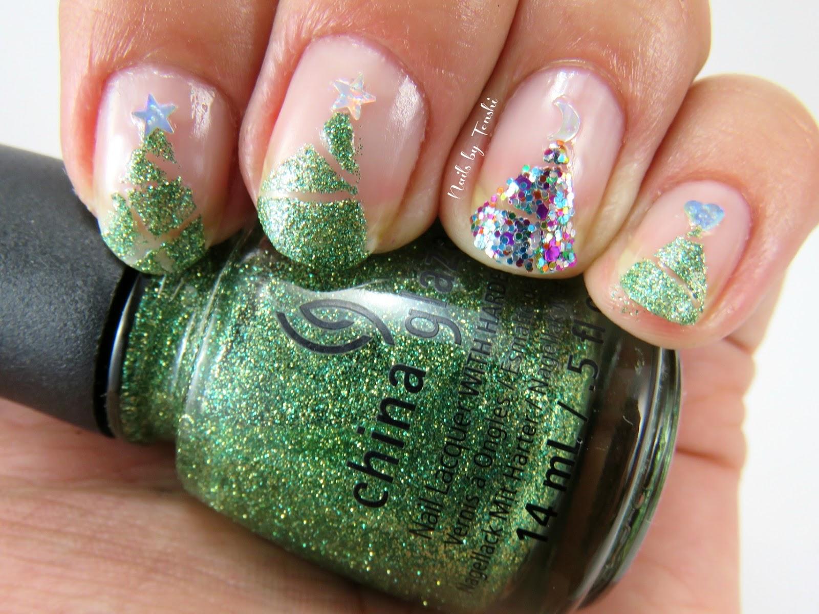 Nails by Tenshi: 2014