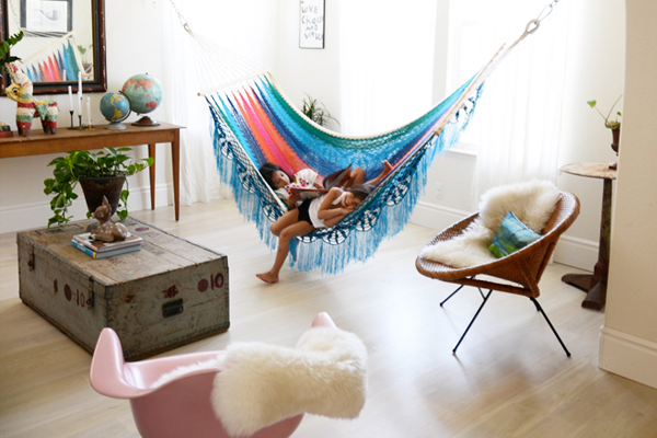 hammock bed indoor indoor hammocks on pinterest