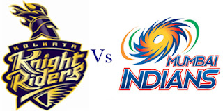KKR Vs MI Scorecard