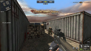 Title Senjata P90 Ext Point Blank