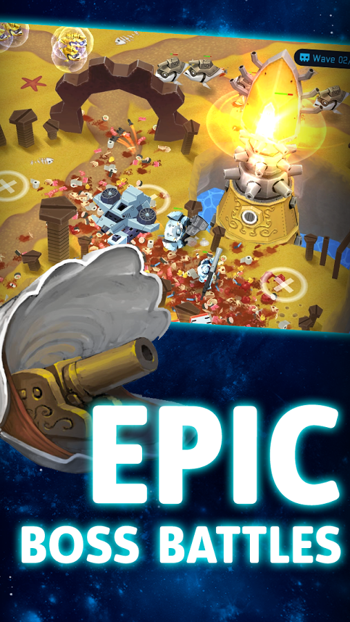 OTTTD v1.0.6 - Best Tower Defense Game