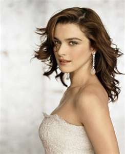 rachel weisz in white dress