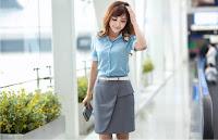 Tips Fashion Bagi Wanita Bertubuh Pendek