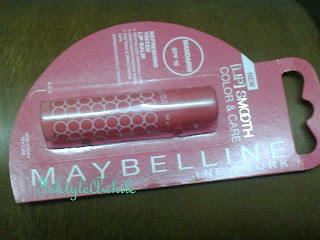 REVIEW: Maybelline Lip Smooth Colour and Care in Mandarin. image
