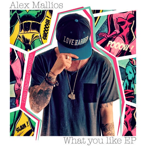 Alex Mallios feat. Shawnecy - What you like EP