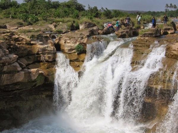 Zamzeer waterfall Picture