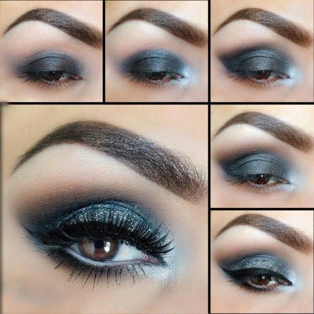 Eye Make Up Tutorial Step by step...