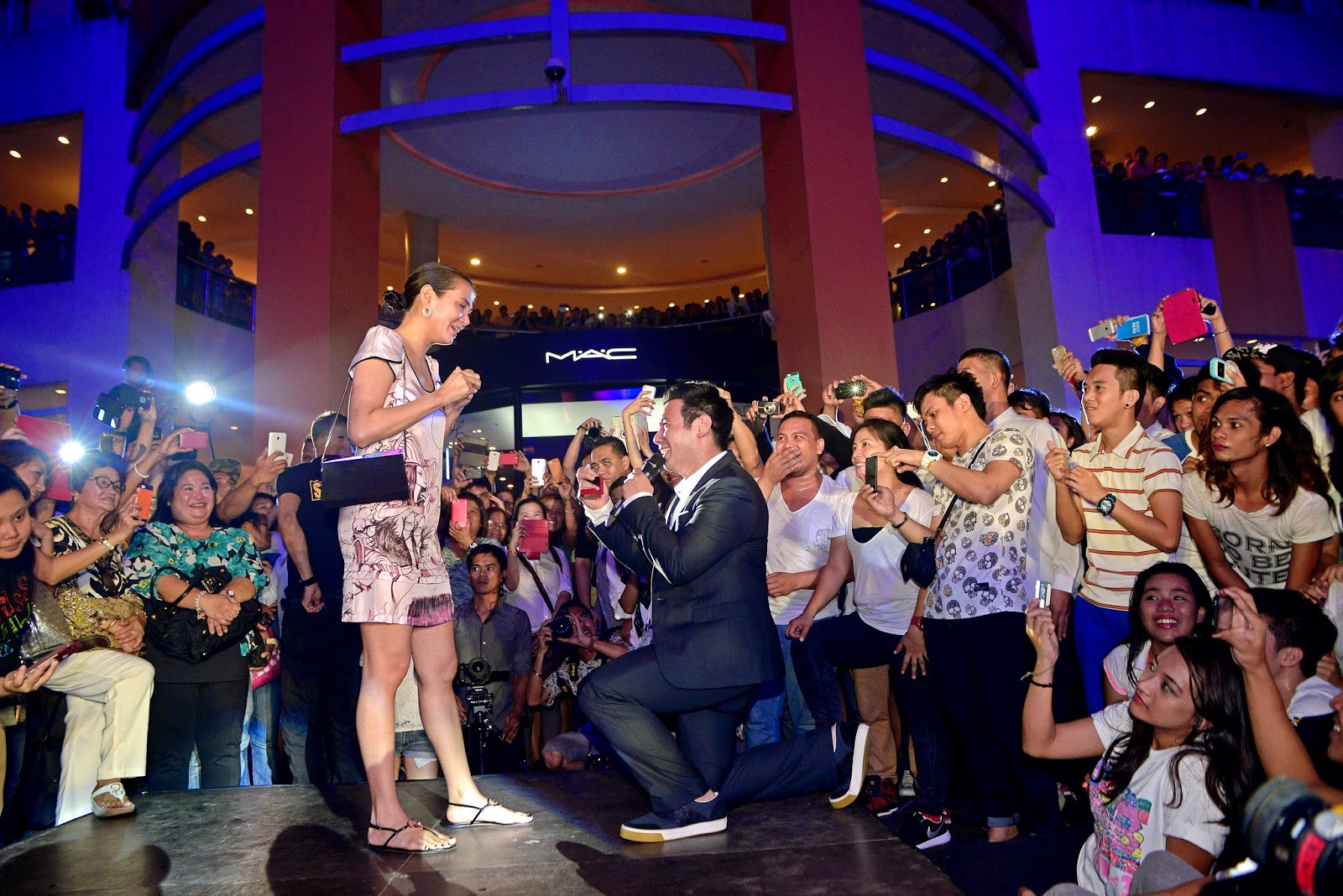 John Prats' proposal video to Isabel Oli