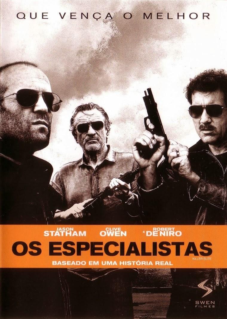 Os Especialistas – Dublado (2011)