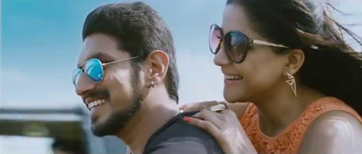 Uyire Thedi Oodukiren Song Teaser _ Adhyan Tamil Film _ Hari G Rajasekar