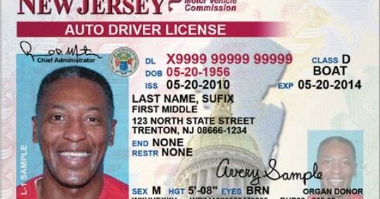 Nosotrosnj en nj ya puede renovar licencia de conducir for Motores y vehiculos nj