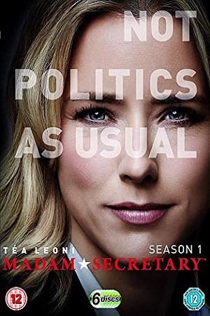 Madam Secretary S01 All Episode [Season 1] Complete Download 480p