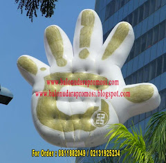 Balon Iklan ICBC