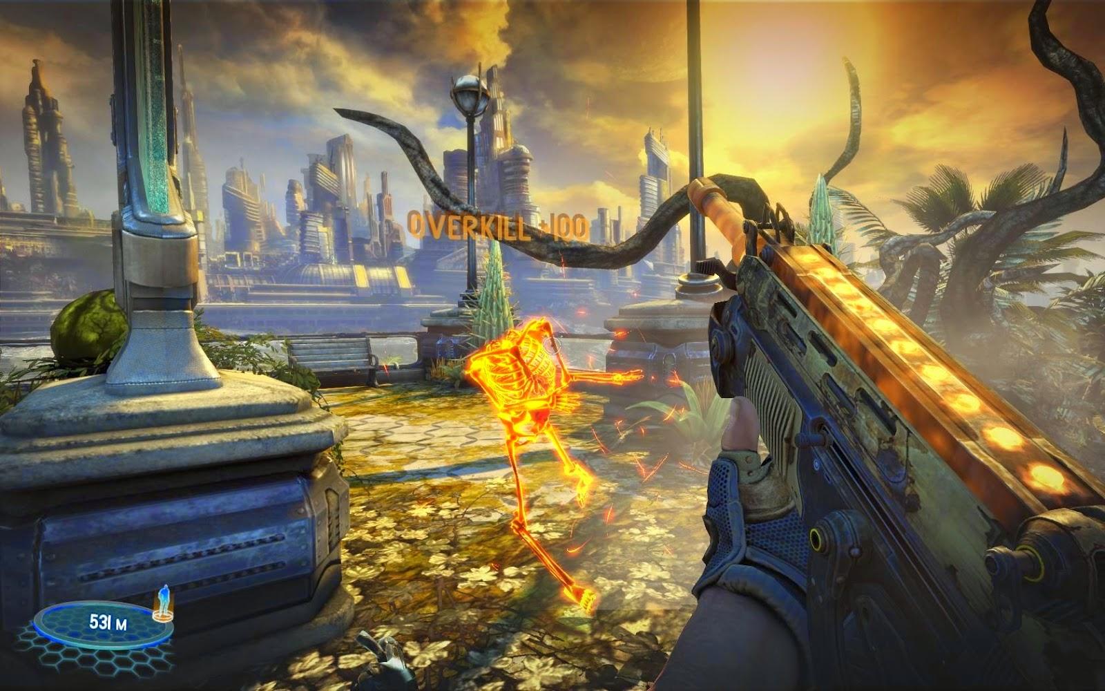 Bulletstorm Free Download Full Version