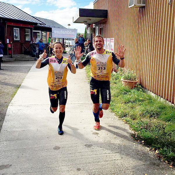 Follow Pippa Pippa Middleton as She Runs and Swims a backbreaking 45-Mile Race Across twenty six Islands in Sweden