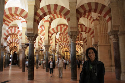 Mosque of Cordoba in Spain