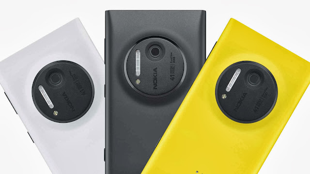 Nokia Lumia 1020, 32 GB, 41 Mega Pixel Camera, Microsoft Windows Phone 8.