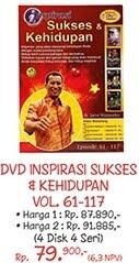 dvd inspirasi sukses