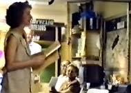 H Ζέτα Θεοδωρακοπούλου διδάσκει στη σχολή