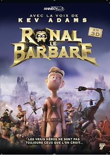 Ronal le Barbare (2012)