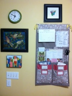 Wall Organizer Thirty-One Ideas