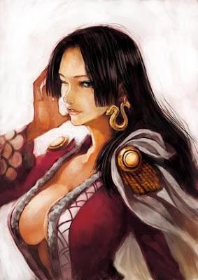 Gambar anime tercantik di Bleach, Naruto, dan One Piece
