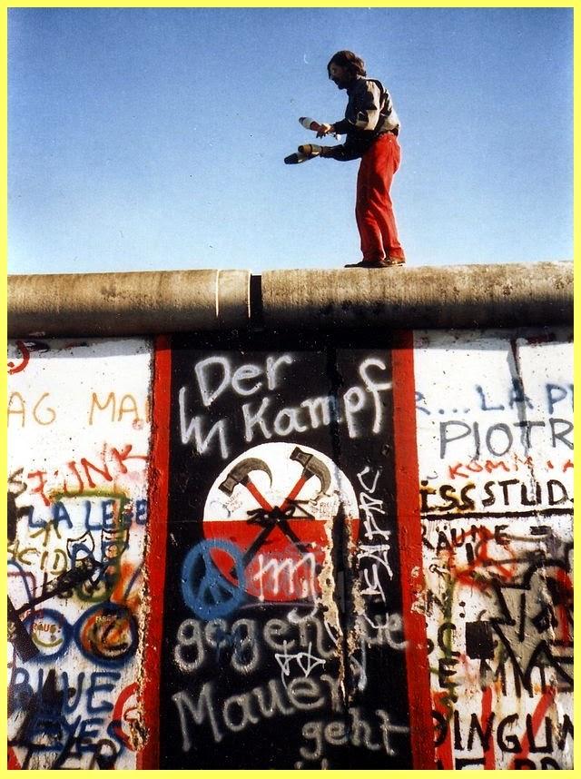 Caida Muro Berlín