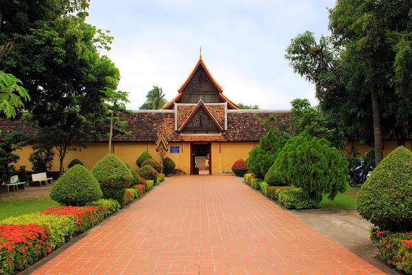 Temple Sisaket (Vientiane, Laos)